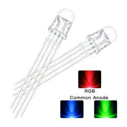 LED diody RGB (5ks)