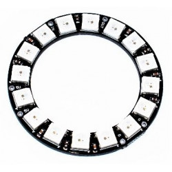 LED RING Ø 45mm / 16 x RGB LED