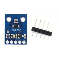 BH1750 digitální senzor...