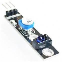 1 kanálový infra modul...