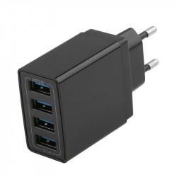 Nabíječka USB 4porty...